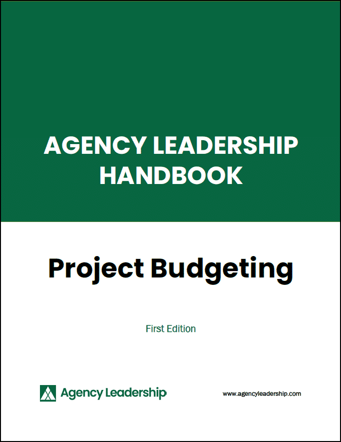 Guide to Agency Project Budgeting