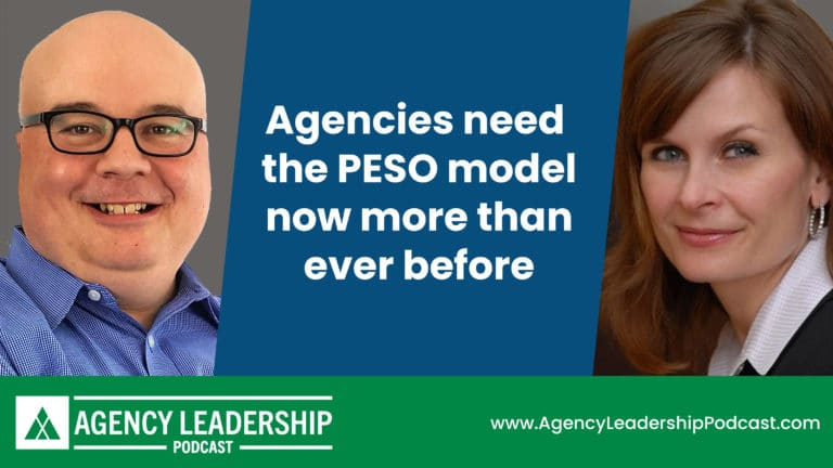 Agencies need the PESO model now more than ever