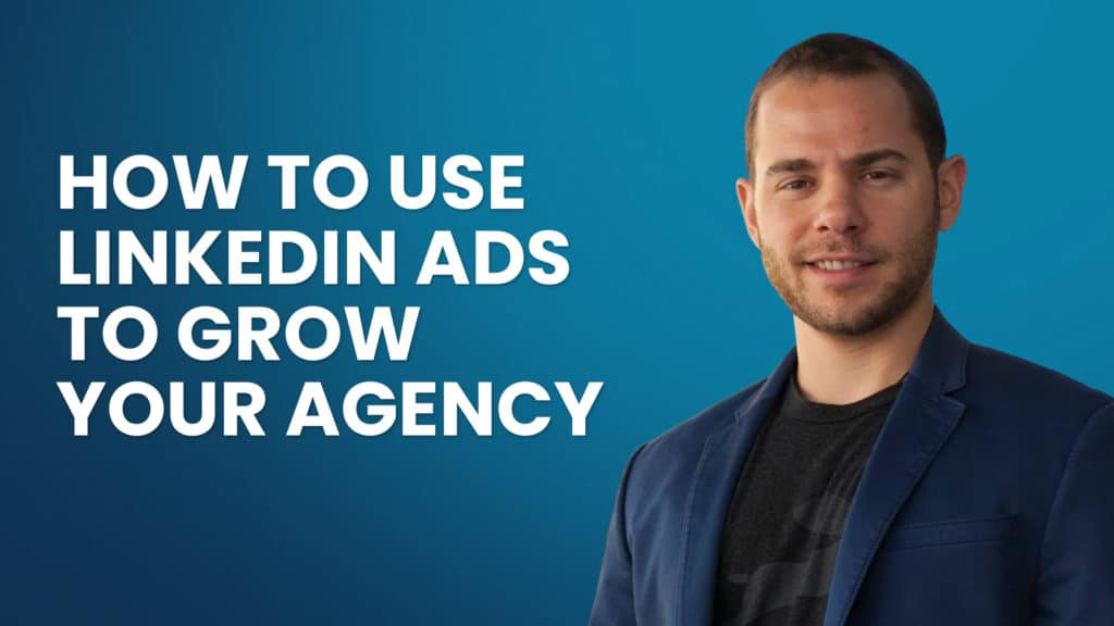 Anthony Blatner - LinkedIn advertising