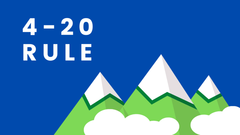 The 4-20 Rule
